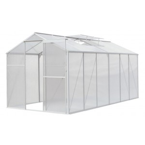 Green House 12x6 FT With Base