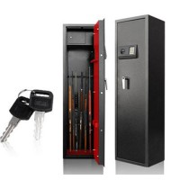 Five-Gun Lockable Safe