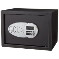 Electronic Safe Box Security Keypad Lock 25 cm Height
