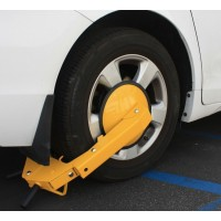 Anti Theft Wheel Lock Clamp