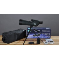 20-60x60 Zoom Birding & Target Shoot Angled Spotting Scope