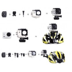 FHD 170 Degree 1080P H264 Sport Action Camera