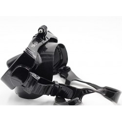 Action Camera Diving Mask Compatible for Go Pro