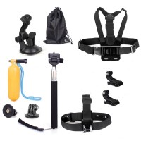All in One Combo Kit Accessories For Action Camera
