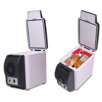 6L Warmer or Cooler Fridge for Car