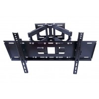 Dual Articulating Arm TV Wall Mount Bracket for 40-65""