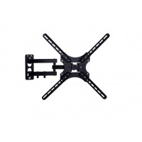 "Full Motion Swivel TV Wall Mount 26"" to 55"""