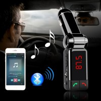 Wireless Bluetooth FM Transmitter with Car charger
