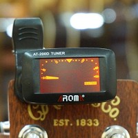 Guitar Bass Ukulele Digital Tuner