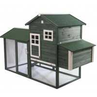 New Weatherproof Chicken Coop 006