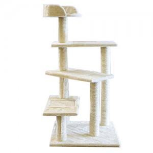 100CM Cat Scratching Playing Post