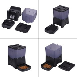 10L Automatic Pet Feeder with LCD Display