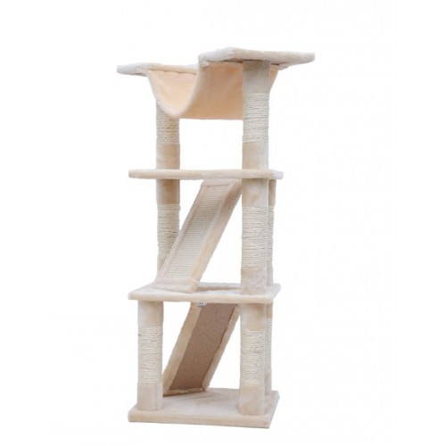 110cm cat tree with hammock cat tree with hammock  rh   kmall co nz