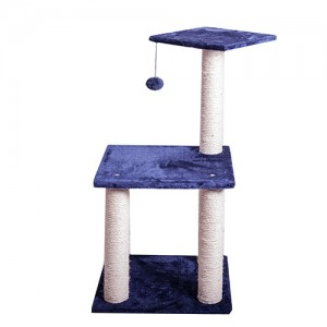 3 Tier Cat Tree House