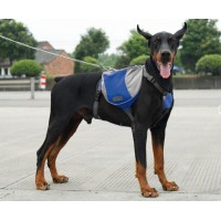 Adjustable Dog Saddle-harness Bag M