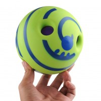 Lovely Wobble Wag Giggle Toy Ball