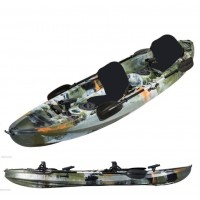 2.5 Persons Family Double Fishing Kayak