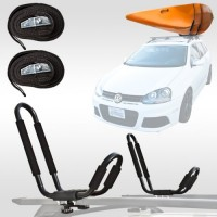 Travel Kayak Rack with Safety Straps