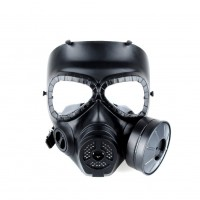 Airsoft Costume Fog GAS Proctection Mask with Fan