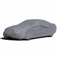 Outdoor UV Protection Full Car Cover Sedan 430x160x120