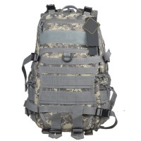 Tactical Strike Back Hiking Camping Trip Backpack ACU