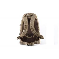Tactical Strike Back Hiking Camping Trip Backpack Brown