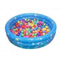Indoor  Kid's Ball Pool with 200 Balls