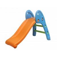 Indoor Outdoor Kid's Slide Blue