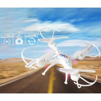 2.4Ghz 6-Axis Gyro RC Headless Quadcopter Drone with Camera