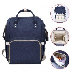 Multi-Function Nappy Bags Backpack