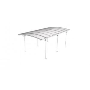 Aluminium Frame Canopy Carport 576L x 300W x 222H