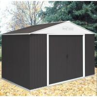 Charcoal Deavy Duty Garden Shed 3000W x 3657D