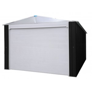 Car Garage Head Module with Manual Roller Door & End Module