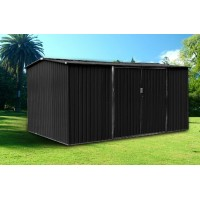 Swing Doors Garden shed 4085(W)x2575(L)x2050(H)mm