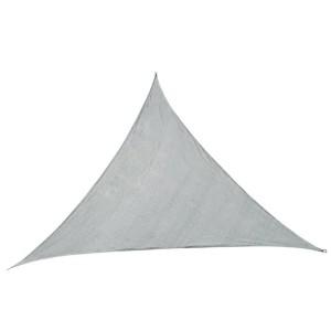 3.6m x 3.6m x 3.6m Triangle All Season Sun Shade Sail Gray
