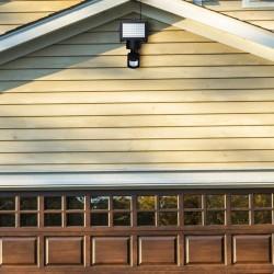 60-LED Solar-Powered Motion Sensor Light