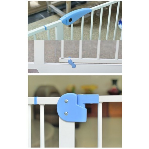 Baby Pets Safety Gate Door Barrier With 30 Cm Extension