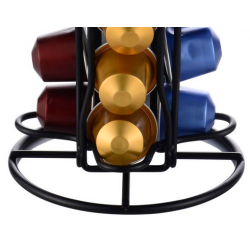 Coffee Capsule Holder Dolce Gusto & Nespresso Type A