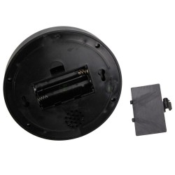 Dummy Security CCTV Camera with Flashing Red LED Light