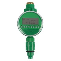 Digital Water Timer With LCD Display