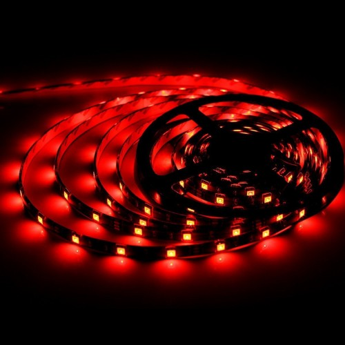 USB Flexible RGB Led Strip Light With Remote Control 5M