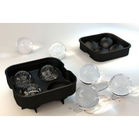Silicon Whiskey Ice Cube Ball Maker