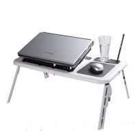 Laptop Table with Cooler Pad