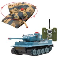 Pair of Radio Control Tanks
